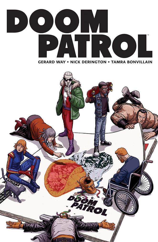 doom patrol - photo #26