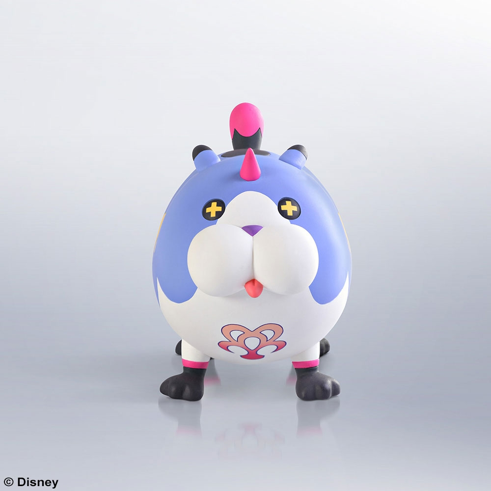 Square Enix Kingdom Hearts Unchained X Shadow Static Arts Mini Figure