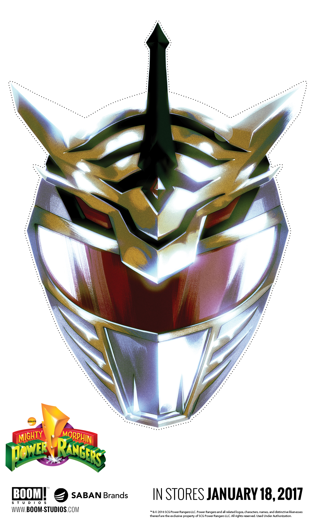 All new mysterious power ranger masks coming to comic - Masque de power rangers ...