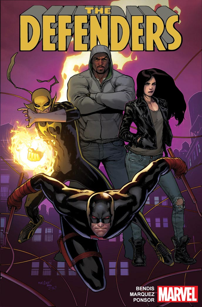 Marvel Comics Announces The Defenders By Brian Michael