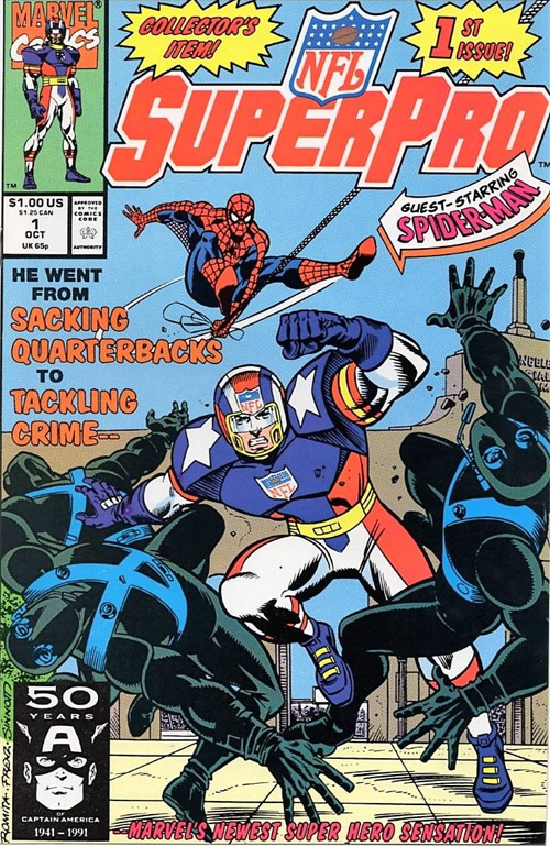 Classic Football Comics For Super Bowl Sunday Previews World
