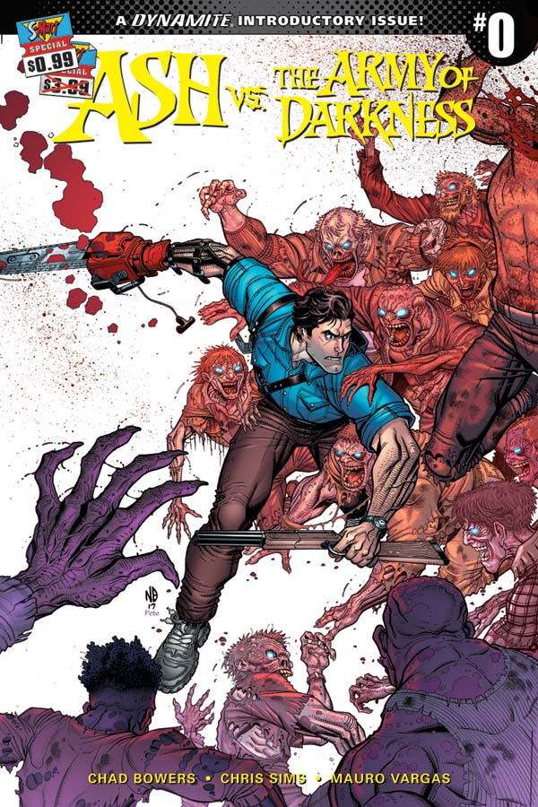 Ash vs the Army of Darkness #0