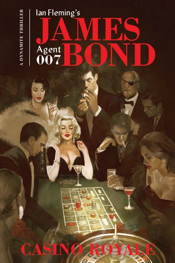 What game does bond play in the novel casino royale gila river casino concerts