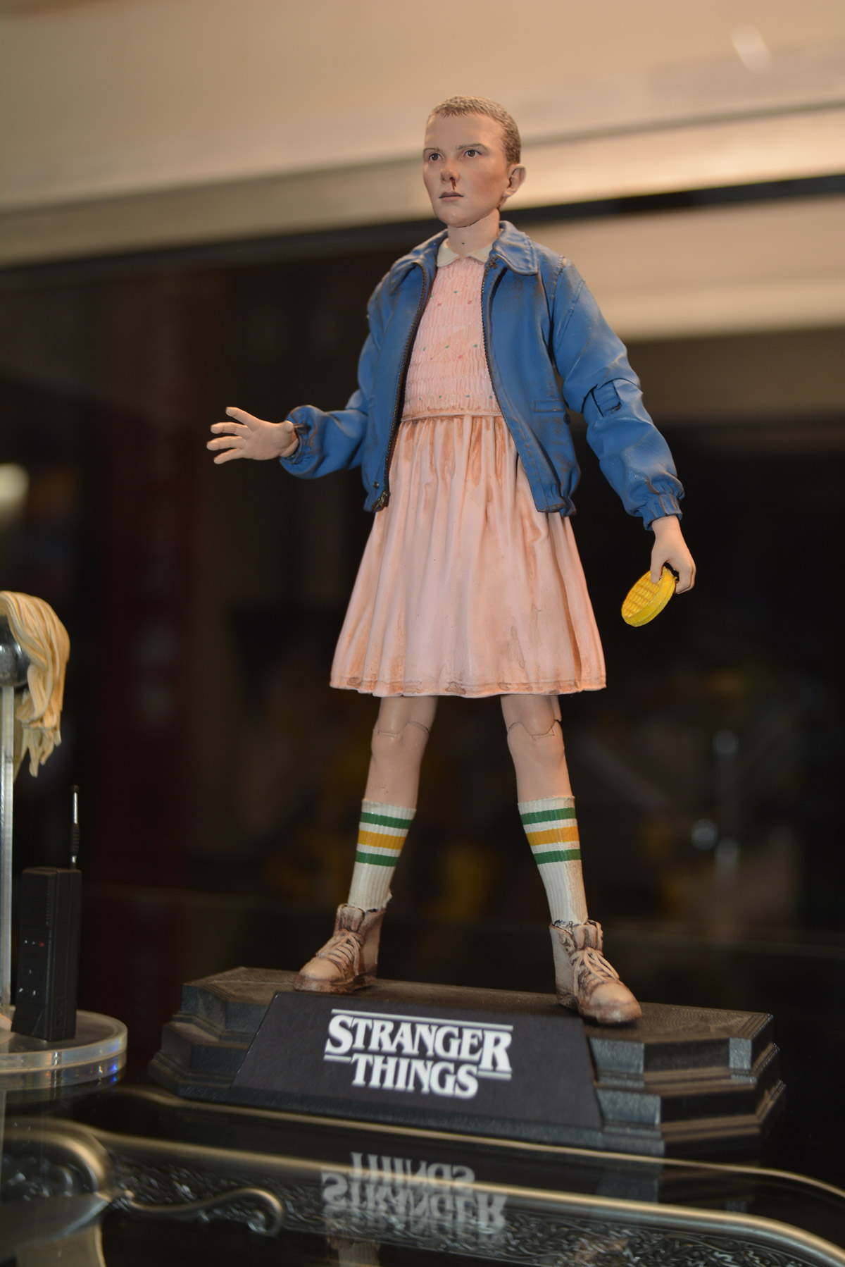 Stranger Things Toys : Stranger things figures debut at sdcc previews world