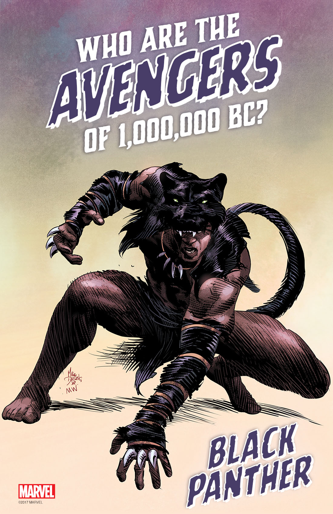 Who Are The 1,000,000 BC Avengers? - Previews World
