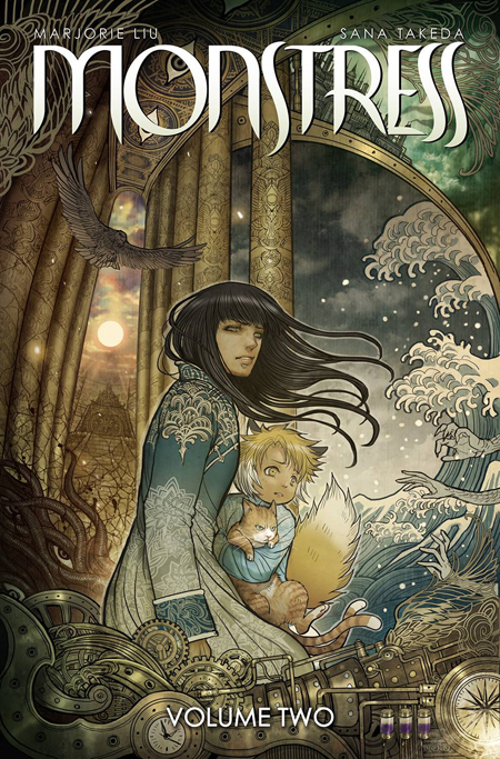 Image Comics' Monstress Volume 2