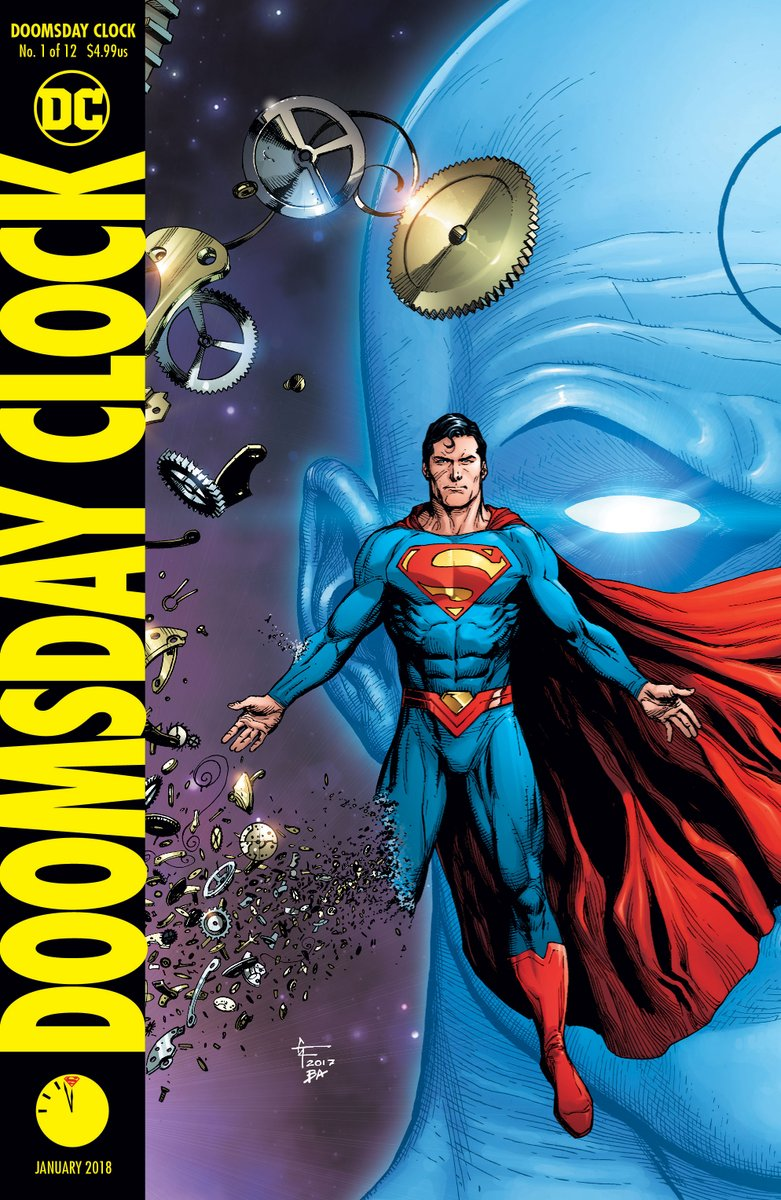 Image result for doomsday clock #1