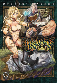 UDON Entertainment's Dragon's Crown Volume 1