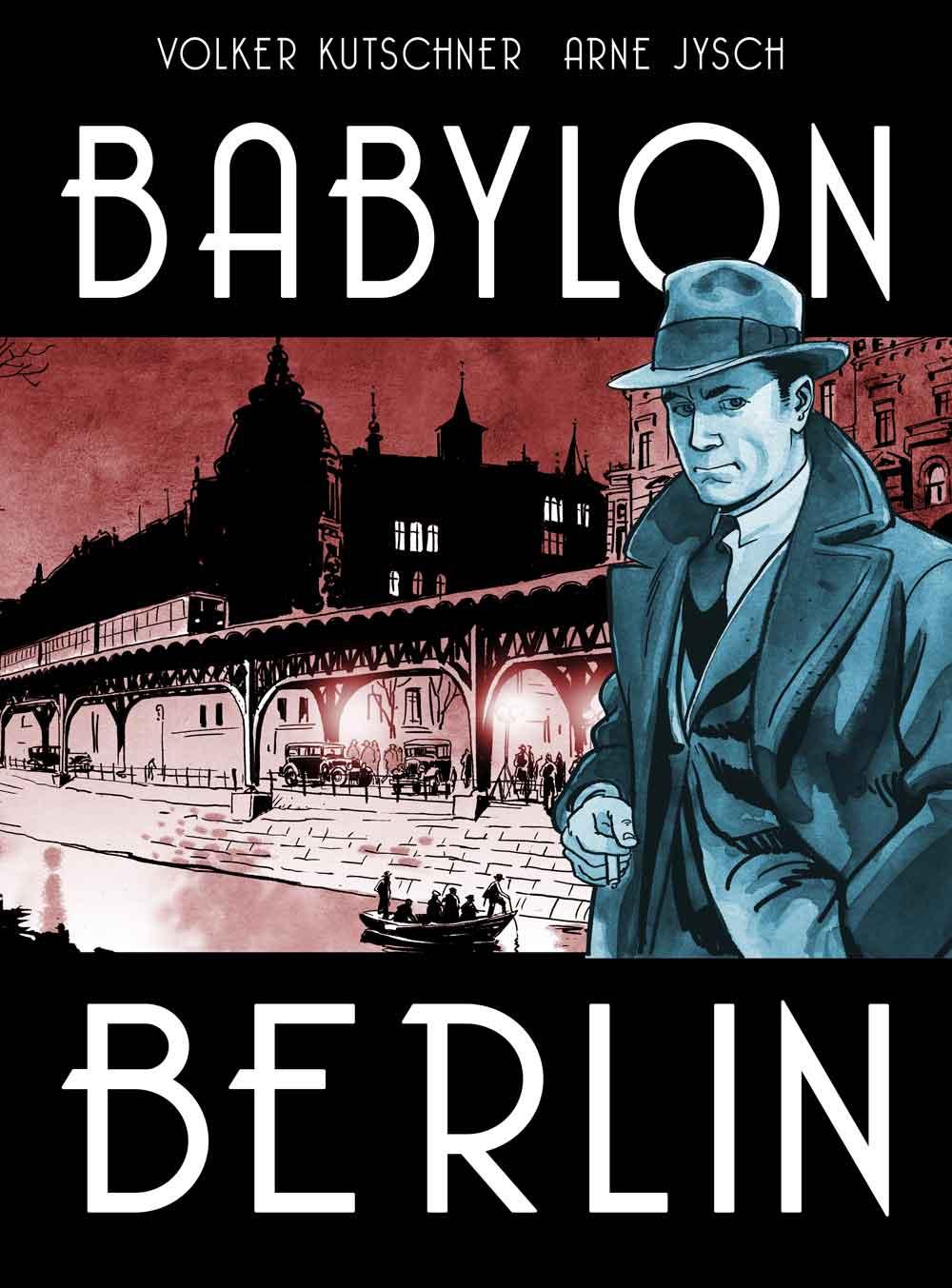 Serie Babylon Berlin