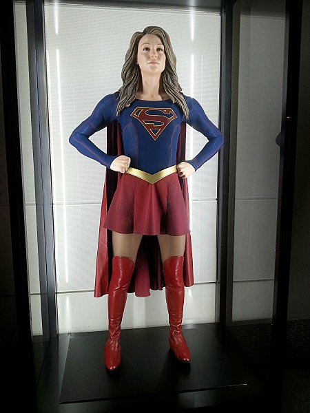 Supergirl CW Costume