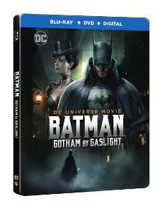 Gotham by Gaslight Blu-Ray Cover