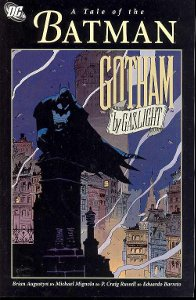 DC Entertainment's Gotham by Gaslight TP