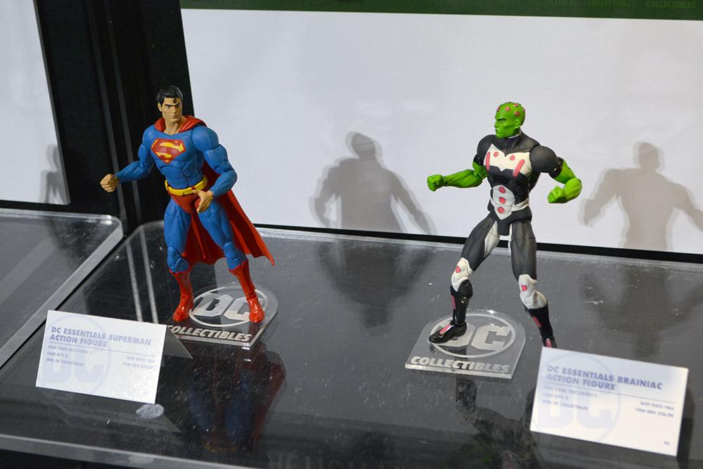 Dc Toys 2018 : Toy fair dc essentials action figures previews world