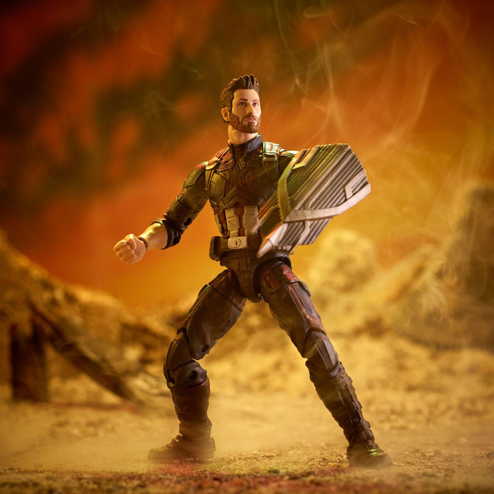 Hasbro S Avengers Infinity War Action Figures Revealed