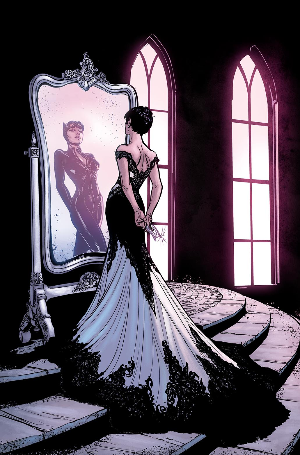 Image result for joelle jones catwoman cover
