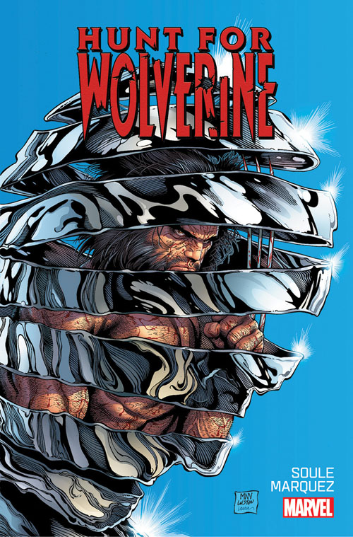 Get Your Claws On Marvel's 'Hunt For Wolverine