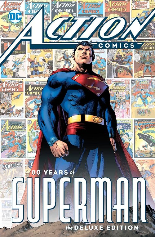 DC Entertainment's Action Comics: 80 Years of Superman