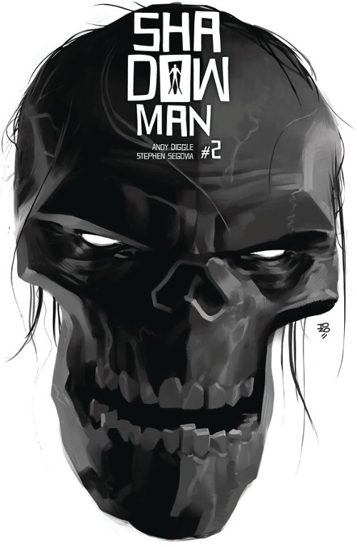 Valiant Entertainment's Shadowman #2