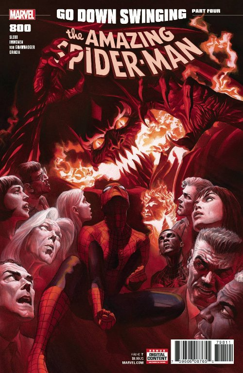 Marvel Comics' Amazing Spider-Man #800