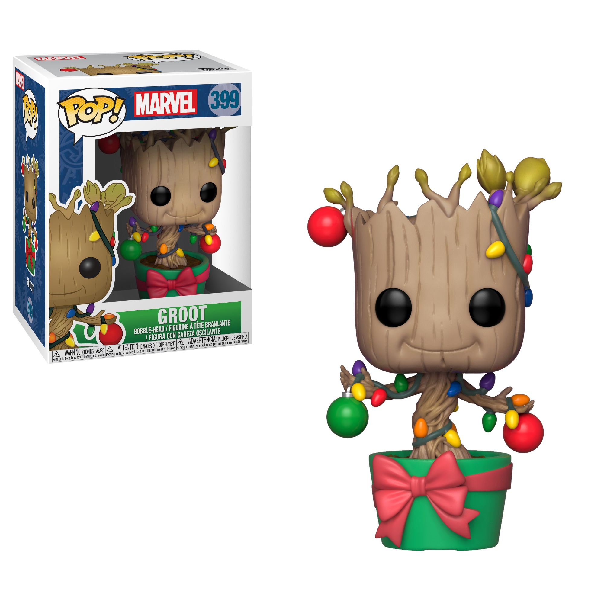 Marvel Holiday Funko Pop Now Available To Pre Order