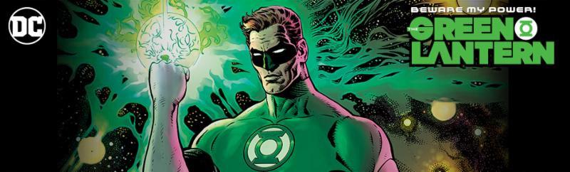 2018 Green Lantern #1 Midnight Release Variant