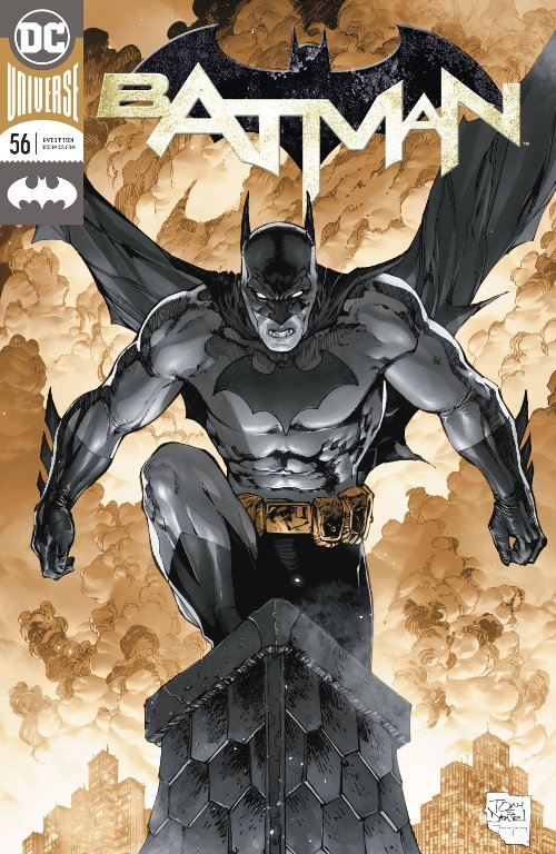 DC Entertainment -- Batman #56