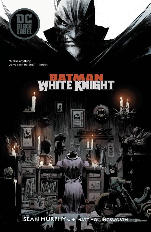 DC Entertainment -- Batman: White Knight