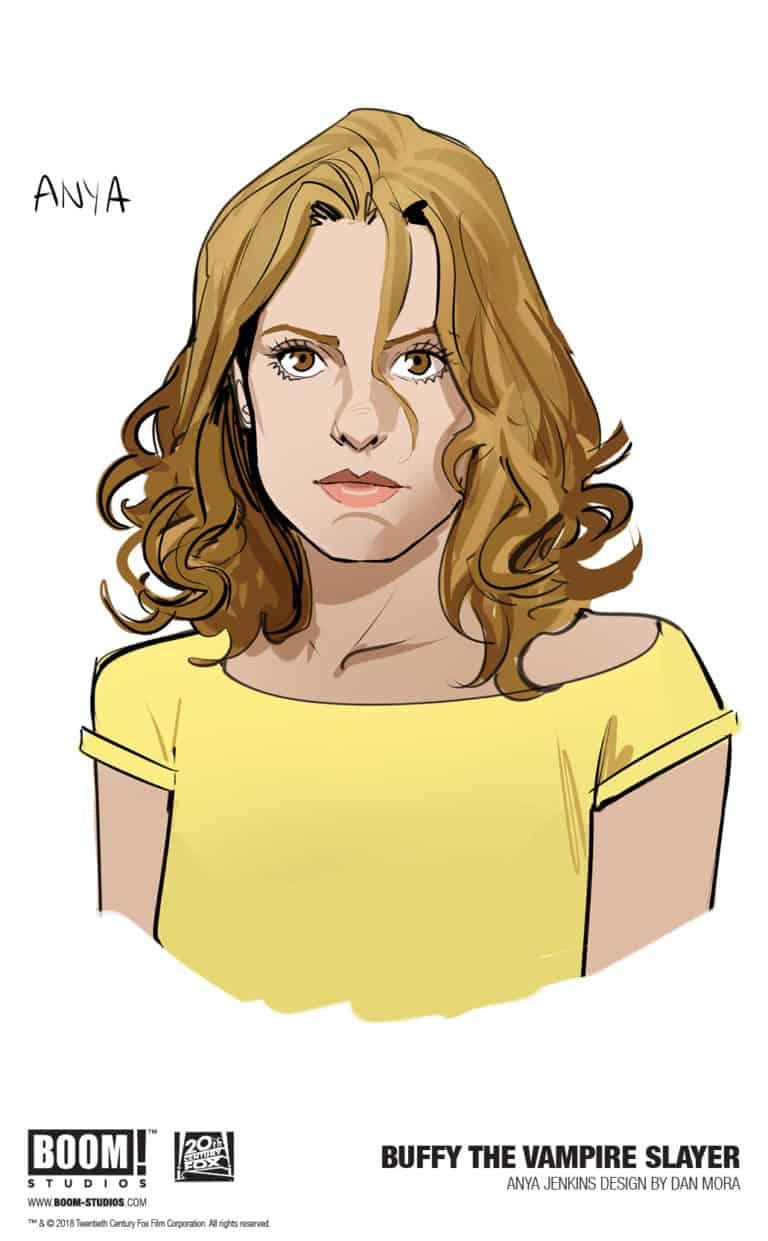 Buffy the Vampire Slayer # 1 :: ComicsBox