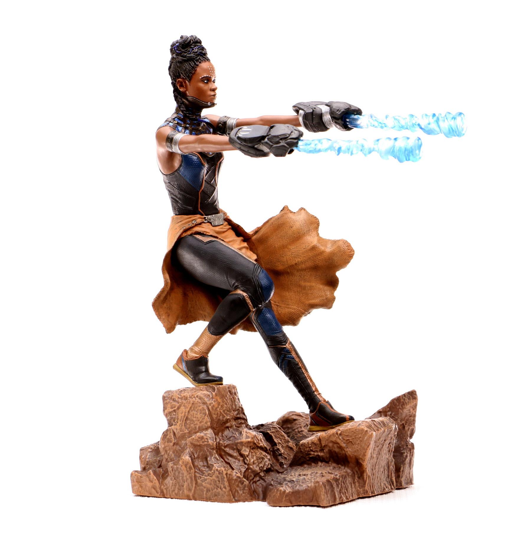 Marvel Movie Gallery-Black Panther Shuri PVC Figure