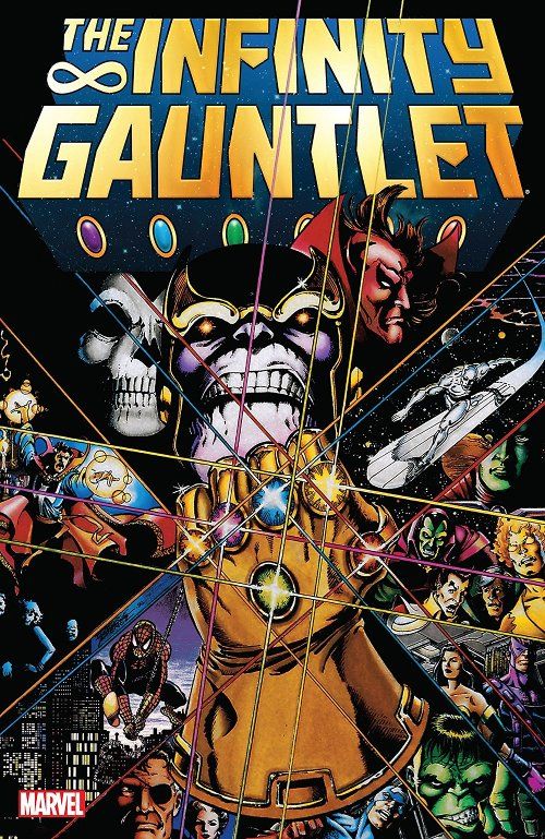 Marvel Comics -- The Infinity Gauntlet