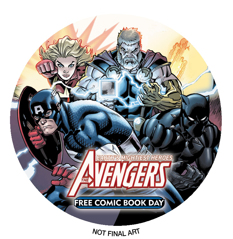 Free Comic Book Day 2015: Marvel Announces Exclusive Avengers #1 For Free Comic Book