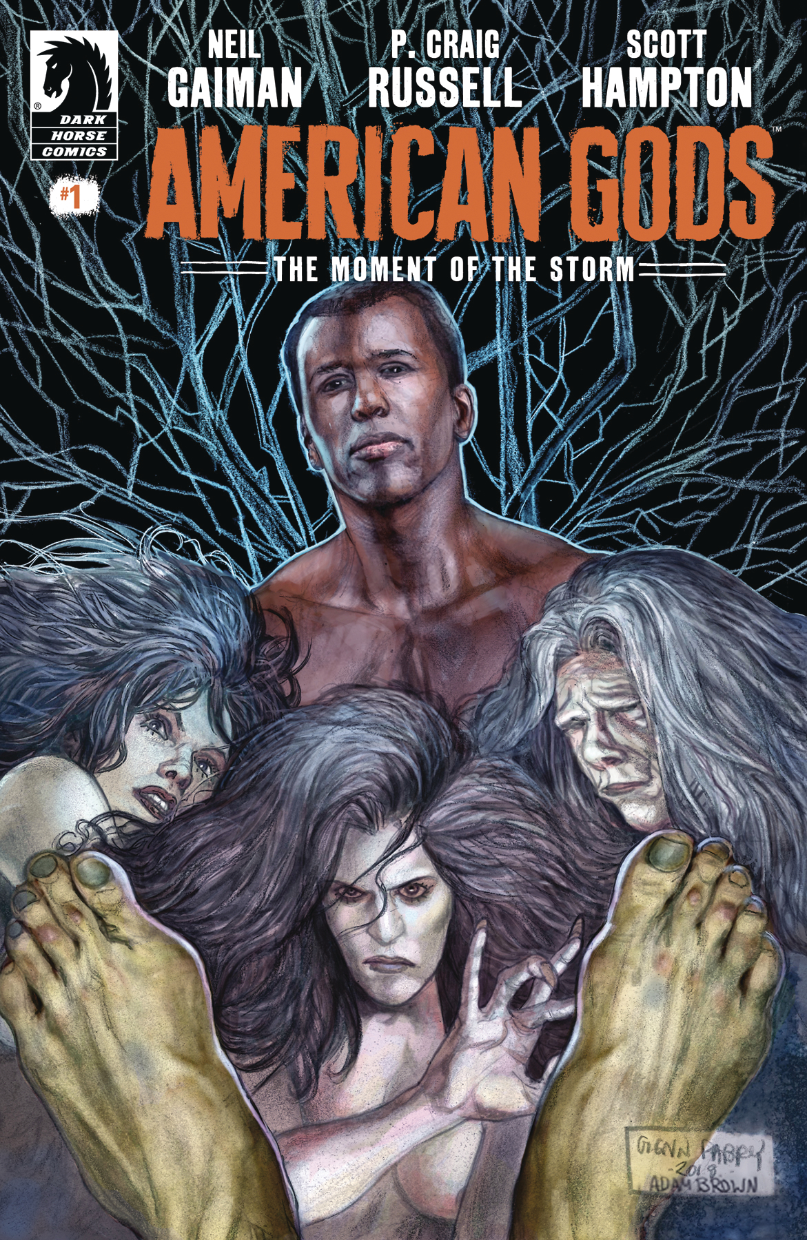 PREVIEWSworld's New Releases For 4/17/2019 - Previews World