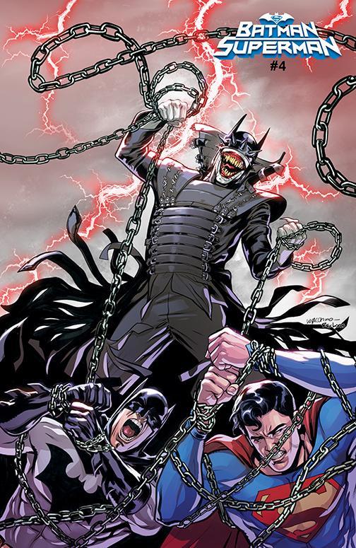 BATMAN #82 ACETATE REGULAR COVER