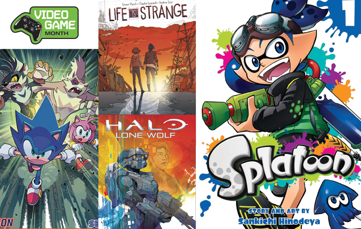 Level Up With Ten Video Game Comics You Can Read Now