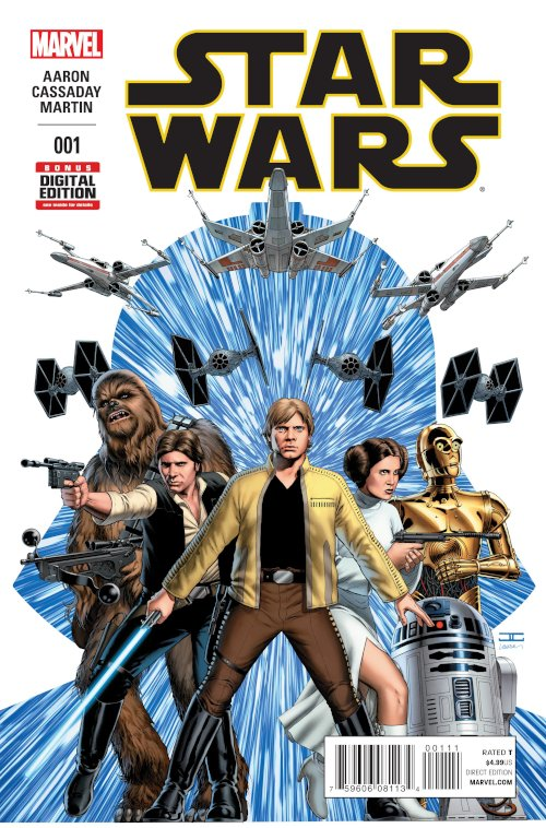 Marvel Comics -- Star Wars #1