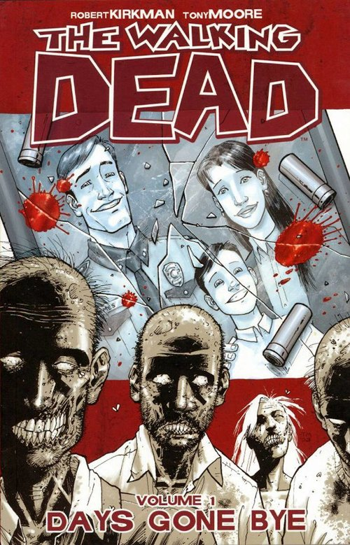 Image Comics -- The Walking Dead Volume 1
