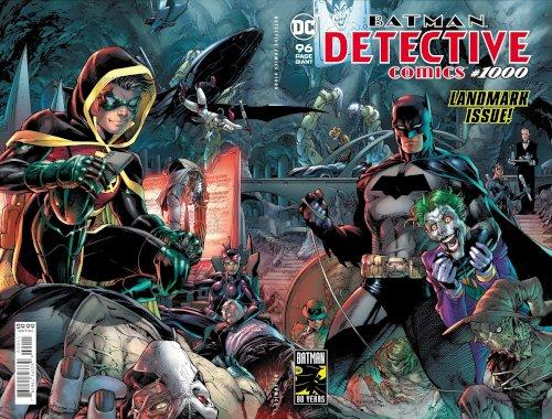 DC Comics - Detective Comics #1000