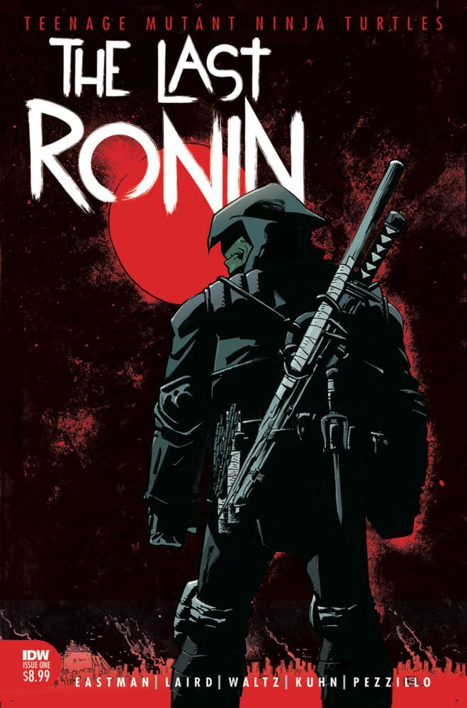 The Last Ronin Imagines A Dark Future For The Teenage Mutant Ninja Turtles Previews World