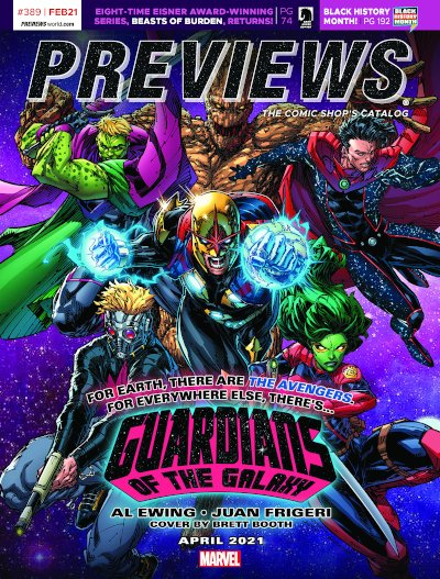 Marvel Comics -- Guardians of the Galaxy