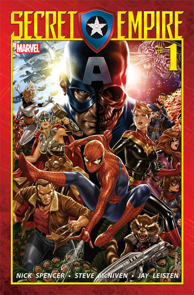 Marvel Comics' Secret Empire #1